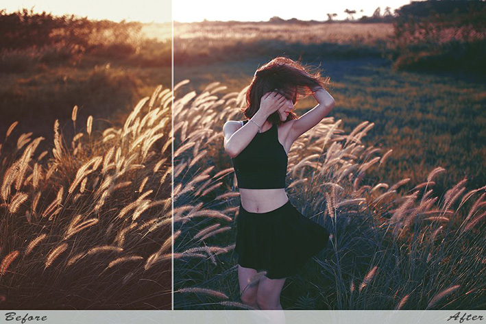 دانلود 20 پریست لایت روم creativemarket Fantasy Lightroom Presets
