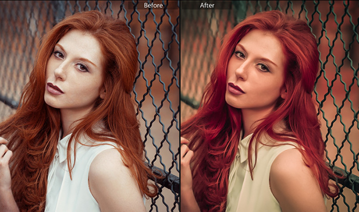 دانلود پریست لایت روم : Nazzario Portrait Lightroom Presets Workflow