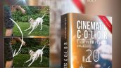 20 Cinematic Color Lightroom Presets