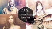 Download 450 Pro Lightroom Presets Bundle