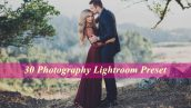 دانلود 30 پریست لایت روم : Graphicriver 30 Photography Lightroom Preset