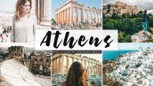پریست لایت روم و Camera Raw و اکشن: Athens Mobile Desktop Lightroom Presets