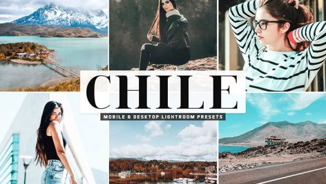 34 پریست لایتروم و CameraRaw تم فلفل Chile Pro Lightroom Presets